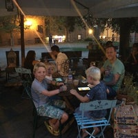 Photo taken at Enoteca Di Centro by Colette on 7/30/2015