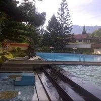 Photo taken at Hotel Cisarua Indah by Poltak M. on 12/28/2013