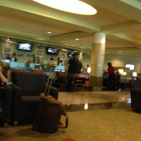 Photo taken at American Airlines Admirals Club by Mark G. on 12/19/2012