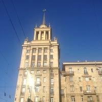 Photo taken at Шпиль на Парке Победы by ВИТМАН on 7/8/2014