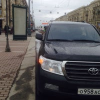 Photo taken at Шпиль на Парке Победы by ВИТМАН on 4/1/2015