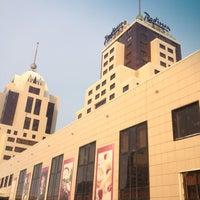 12/2/2012 tarihinde Nurgazy M.ziyaretçi tarafından Radisson Bl - Astana'de çekilen fotoğraf
