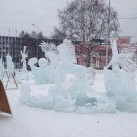 Photo taken at Морской причал by Даша К. on 2/22/2014