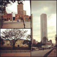 Photo taken at Centro Bogotá by Ricardo A. on 8/24/2013