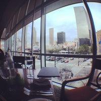 Photo taken at Prime Meridian by Ricardo A. on 4/5/2014