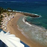 Photo taken at La Concha A Renaissance Resort by Jonathan S. on 3/1/2013