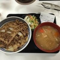 Photo taken at Yoshinoya by alphonse_k38 on 4/17/2016