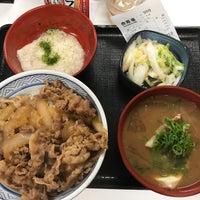 Photo taken at Yoshinoya by alphonse_k38 on 8/12/2017