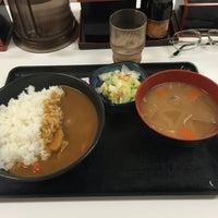 Photo taken at Yoshinoya by alphonse_k38 on 8/13/2016
