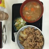 Photo taken at Yoshinoya by alphonse_k38 on 7/30/2016