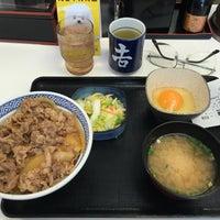 Photo taken at Yoshinoya by alphonse_k38 on 7/18/2016