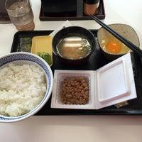 Photo taken at Yoshinoya by alphonse_k38 on 10/31/2015