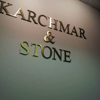 Photo taken at karchmar & stone law offices by Theresa H. on 9/28/2012