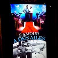 Photo taken at Cinéma Le Clap by FNC❤️✈️ on 9/23/2015