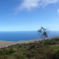 Photo taken at Hilina Pali by PaulieV777 on 5/8/2013