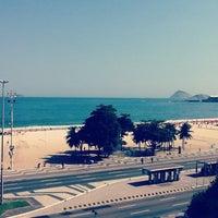 Foto tirada no(a) Arena Copacabana Hotel por david bluebreeze em 12/6/2012
