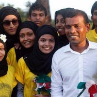 Photo taken at MDP Dhon Dheenaa Jagaha by Battey™ . on 8/27/2013