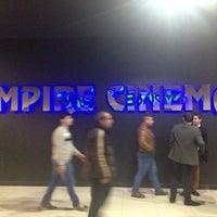 1/14/2014 tarihinde Mehmetziyaretçi tarafından Empire Cinema - Family Mall'de çekilen fotoğraf