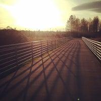 Photo taken at Marymoor Park by snowygrl on 4/8/2014