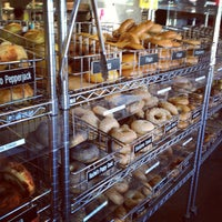 Photo taken at Blazing Bagels by snowygrl on 7/26/2013