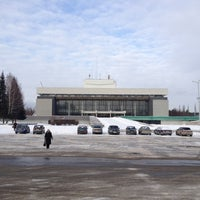 Photo taken at Свердловский государственный областной дворец народного творчества / ДК Уралмаш by Dmitriy V. on 11/16/2012