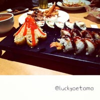 Photo taken at Hachi Hachi Bistro by Lucky O. on 11/10/2013