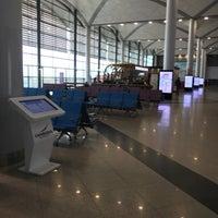 Photo taken at International Departure Hall by pengguna k. on 8/4/2018