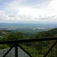 Photo taken at Manis Manis Rooftop of Borneo Resort by pengguna k. on 6/13/2015