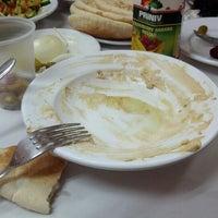 Photo taken at Suhila Hummus by Ben K. on 9/30/2012