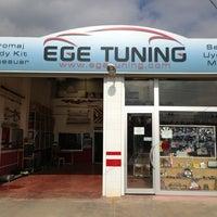 Photo taken at Ege Tuning by Ege U. on 2/16/2013