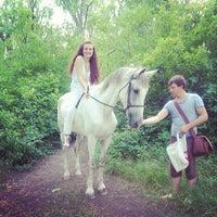 """Photo taken at Конный клуб """"Horse travel"""" by Arnold P. on 6/13/2013"""