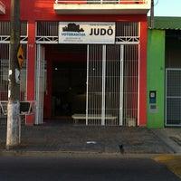 Photo taken at Centro de Excelência do Judô by Sabrina on 7/28/2013