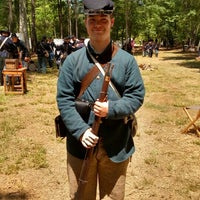 Photo taken at Battle of Resaca by Jackie H. on 5/22/2016
