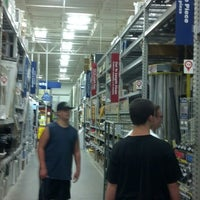 Photo taken at Lowe's Home Improvement by Jackie H. on 8/24/2014