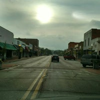 Photo taken at Downtown Prattville by Jackie H. on 4/10/2015