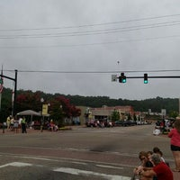 Photo taken at Downtown Prattville by Jackie H. on 7/4/2015