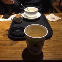 Photo taken at Caffé bene by Linus L. on 1/10/2015