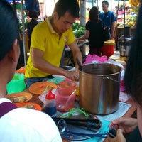 Photo taken at Sri Petaling Morning Market by Khim Hoe T. on 3/8/2014