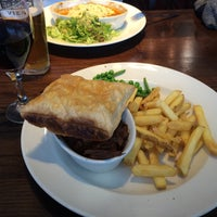 Photo taken at Beardmore Bar & Restaurant by Gareth C. on 6/4/2014