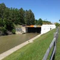 Photo taken at Canal Lock 4 by Rob on 5/27/2013