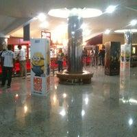 Photo taken at Cine Araújo by Bruno Henrique C. on 4/21/2013