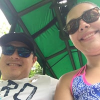 Photo taken at Rainforest Aerial Trams by Naty on 6/7/2015
