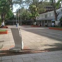 Photo taken at Colégio Batista Santos Dumont by Mateus M. on 12/5/2012