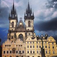 Photo taken at Prague by Duran Ö. on 7/13/2013