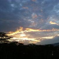 Photo taken at Lake Naivasha Kongoni Lodge by BORN TO FUNK on 9/1/2013