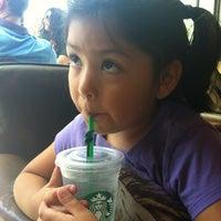 Photo taken at Starbucks by Paola on 9/15/2012
