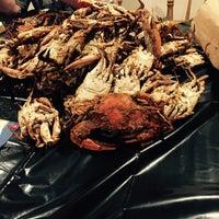 Photo taken at Madonna Seafood Restaurant by Jenni on 6/28/2015
