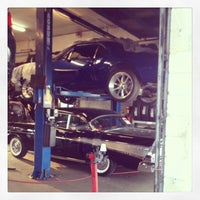 Photo taken at Biscayne Tire & Auto by Gabriel on 10/19/2013