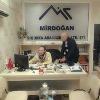Photo taken at Mirdogan Sigorta by Ysn K. on 12/29/2012