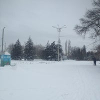 Photo taken at ЦПКиО by Максим Е. on 1/27/2013